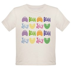 Jelly Beans Organic Toddler T-Shirt