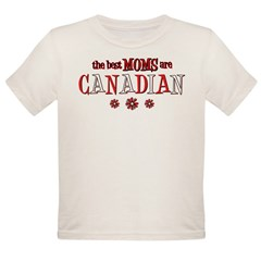 Canadian Moms Organic Toddler T-Shirt