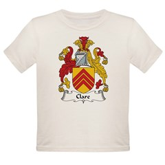 Clare Organic Toddler T-Shirt