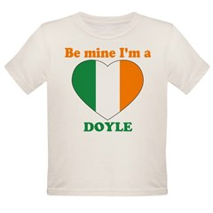 Doyle, Valentine's Day Organic Toddler T-Shirt
