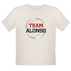 Alonso Organic Toddler T-Shirt