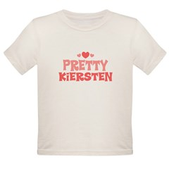 Kiersten Organic Toddler T-Shirt