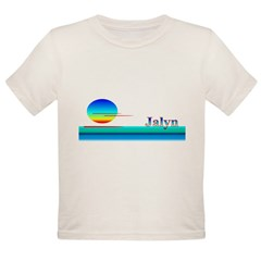 Jalyn Organic Toddler T-Shirt