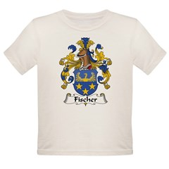 Fischer Organic Toddler T-Shirt