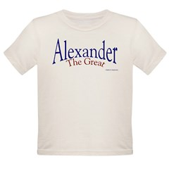 Alexander Organic Toddler T-Shirt