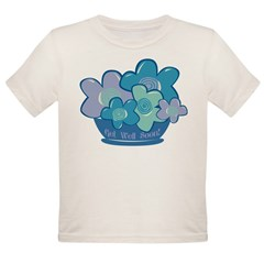Get Well Cards & Gifts Organic Toddler T-Shirt