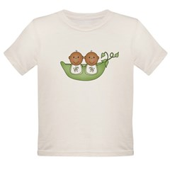 Twins Organic Toddler T-Shirt