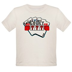 Lucky Organic Toddler T-Shirt