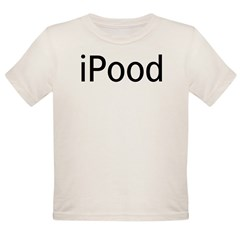 iPood Organic Toddler T-Shirt