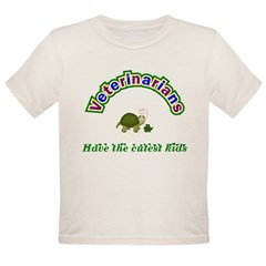 Vet Organic Toddler T-Shirt