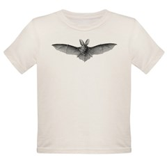 Bat 1 Organic Toddler T-Shirt