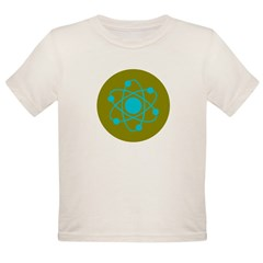 Atom Organic Toddler T-Shirt
