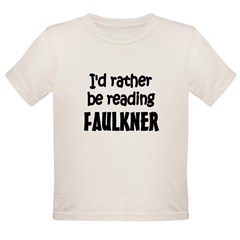 Faulkner Organic Toddler T-Shirt