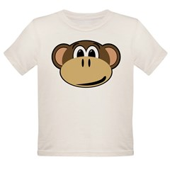 normal_monkey Organic Toddler T-Shirt