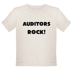 Auditors ROCK Organic Toddler T-Shirt