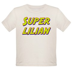 Super lilian Organic Toddler T-Shirt
