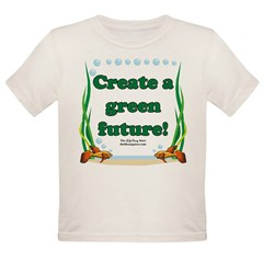 Green Future Organic Toddler T-Shirt