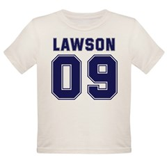 Lawson 09 Organic Toddler T-Shirt