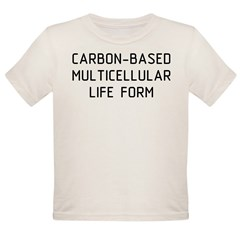 Carbon Life Organic Toddler T-Shirt