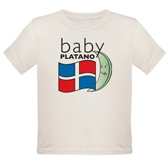 Baby Platano Infant Creeper Organic Toddler T-Shirt