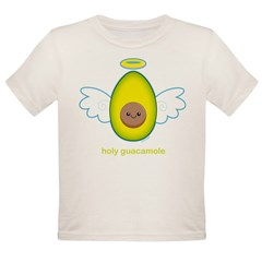 Holy Guacamole! Organic Toddler T-Shirt