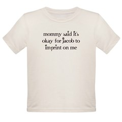 Breaking Dawn Organic Toddler T-Shirt