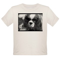 Movie Star Cavalier Organic Toddler T-Shirt