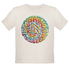Long Strange Trip Organic Toddler T-Shirt