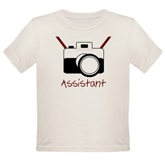 assistant Organic Toddler T-Shirt
