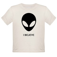 I Believe Infant Creeper Organic Toddler T-Shirt