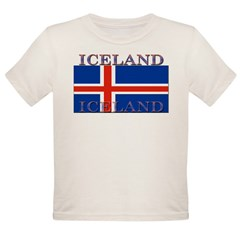Iceland Infant Creeper Organic Toddler T-Shirt