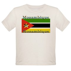 Mozambique Infant Creeper Organic Toddler T-Shirt