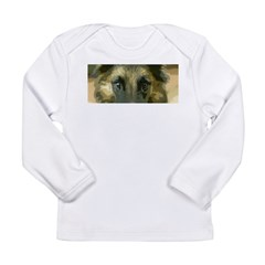 Eyes Infant Creeper Long Sleeve Infant T-Shirt