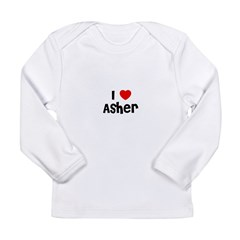 I * Asher Long Sleeve Infant T-Shirt