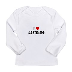I * Jasmine Infant Creeper Long Sleeve Infant T-Shirt