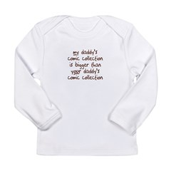 Bigger collection Long Sleeve Infant T-Shirt