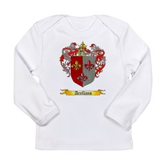 Arellano Long Sleeve Infant T-Shirt