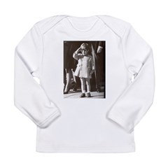 JFK Jr. Long Sleeve Infant T-Shirt