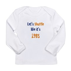 Kids Long Sleeve Infant T-Shirt