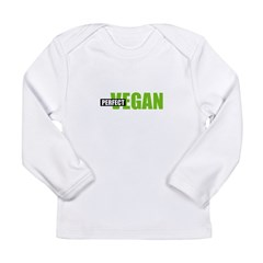 Perfect Vegan Long Sleeve Infant T-Shirt
