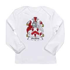 Sheffield Long Sleeve Infant T-Shirt