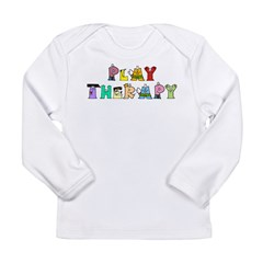 Play Therapy Long Sleeve Infant T-Shirt