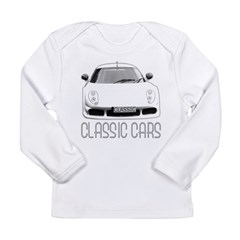 ...Classic Cars... Long Sleeve Infant T-Shirt