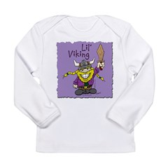 Lil Viking Long Sleeve Infant T-Shirt