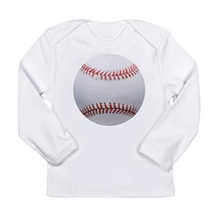 Baseball Long Sleeve Infant T-Shirt