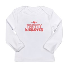Kiersten Long Sleeve Infant T-Shirt