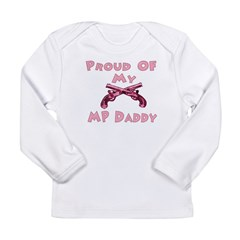 MPDaddyGirl Long Sleeve Infant T-Shirt