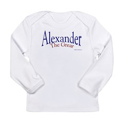 Alexander Long Sleeve Infant T-Shirt