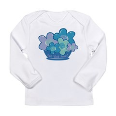 Get Well Cards & Gifts Long Sleeve Infant T-Shirt