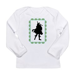 BagPipes Long Sleeve Infant T-Shirt